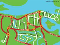 Noosa Map Noosa maps